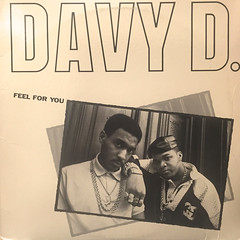 DAVY D:FEEL FOR YOU(JACKET A)