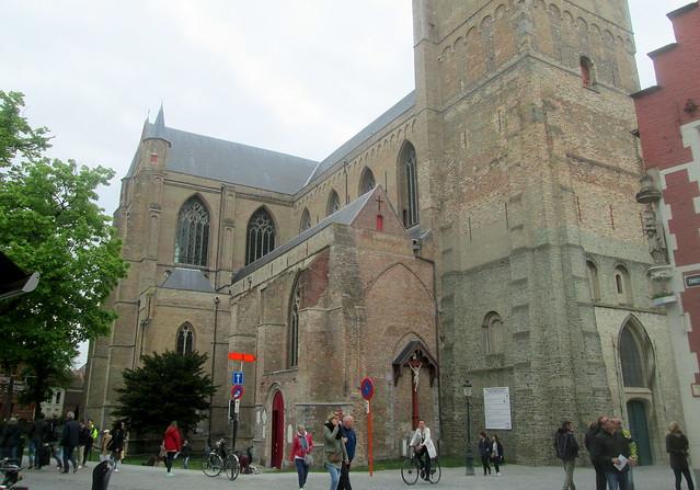 St Salvator's Bruges