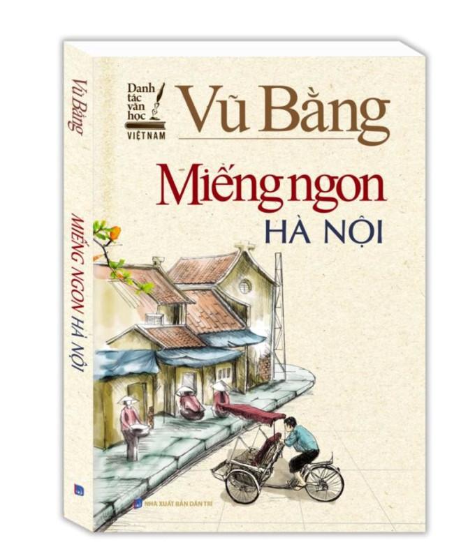 Thu hồi ấn bản mới 'Miếng ngon Hà Nội' trên toàn quốc