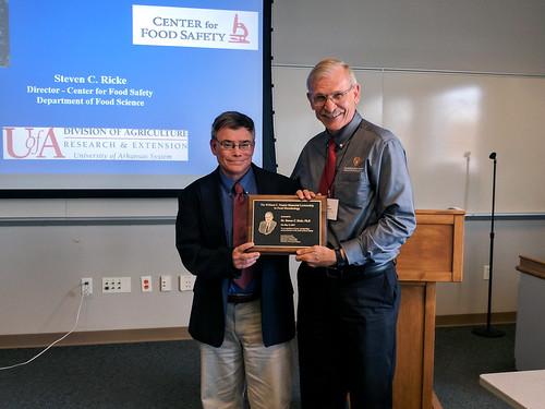 Ricke-Frazier Award