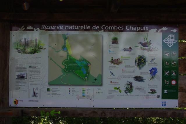 #WithNature #GENeva 2017 : Réserve naturelle de la Combe Chapuis