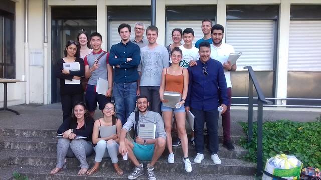 FCIL dessinateur projeteur: premier bilan au lycée des métiers du bâtiment Tony Garnier