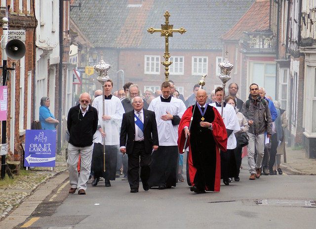 Anglican National Pilgrimage Walsingham May17