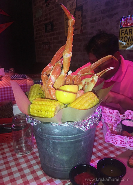 Claw BBQ Crabshack & Grill
