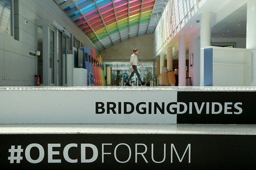 OECD Forum 2017 Ambiance
