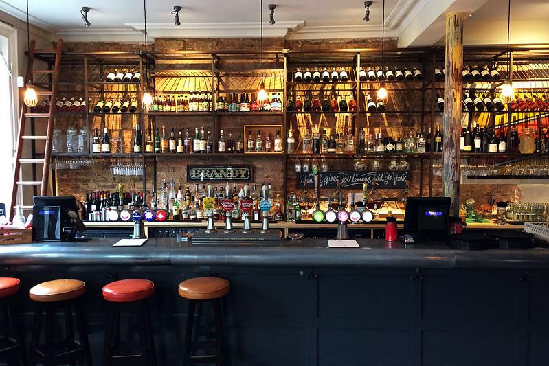 Bar at The Pilot