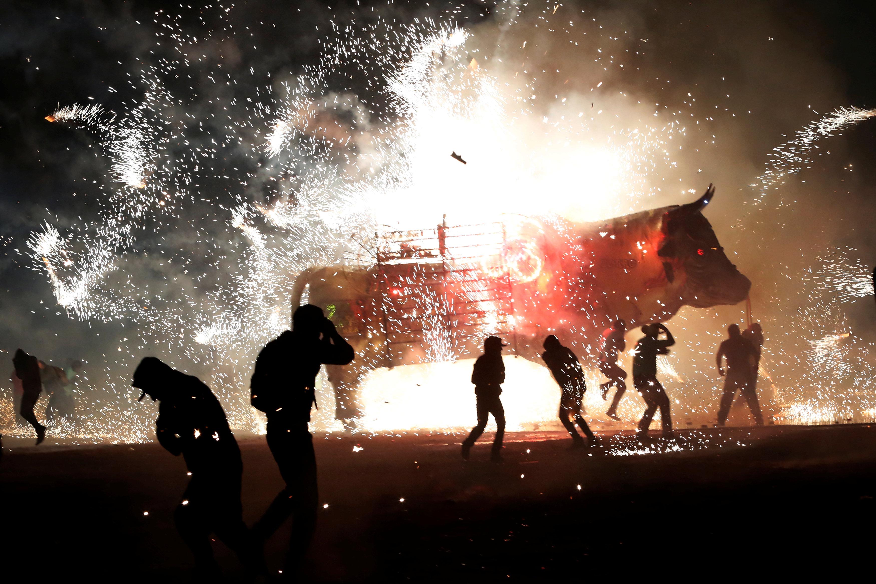 MEXICO-FIREWORKS/