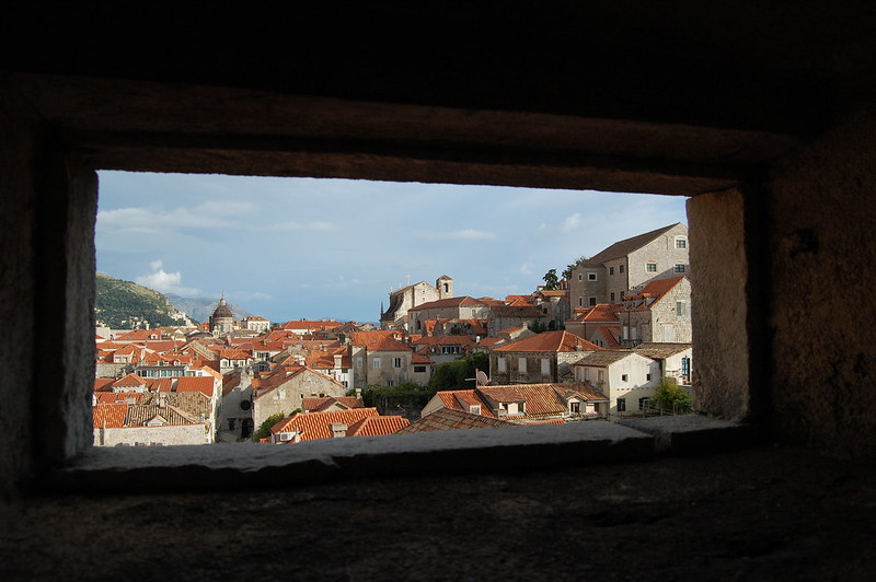 Interior of Dubrovnik
