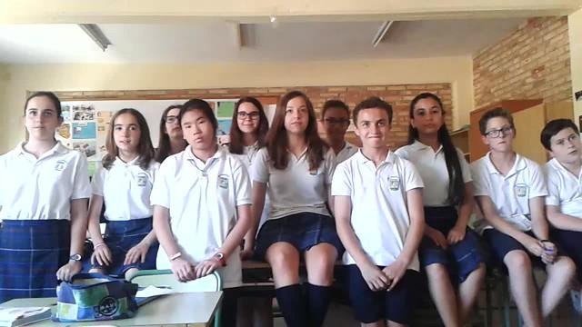 Cantando en francés