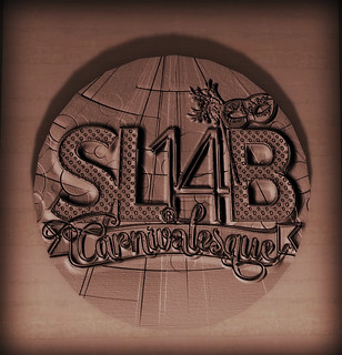 Logo on the Auditorium at SL14B | by Harper Beresford