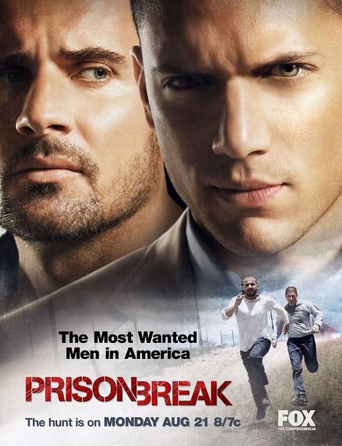 Prison Break - Season 2 - Poster 2