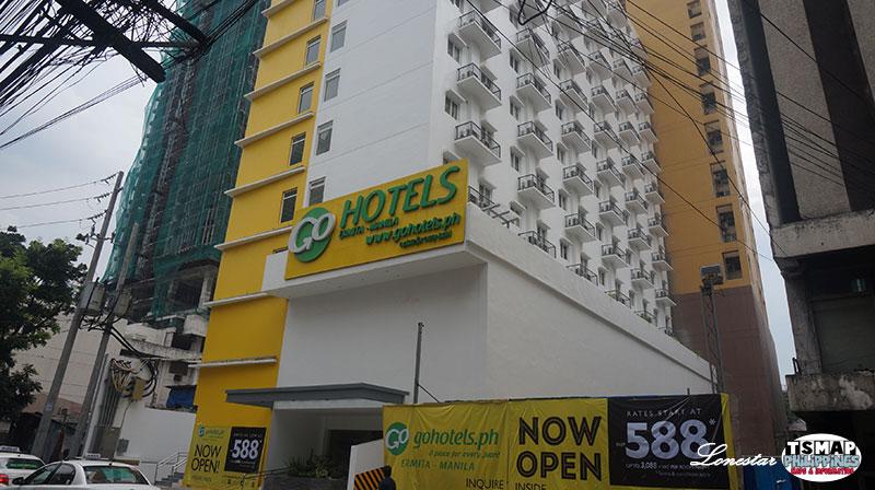 Go Hotels Ermita