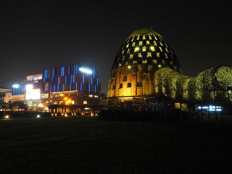夜拍 望遠端畫質測試|Night Image quality
