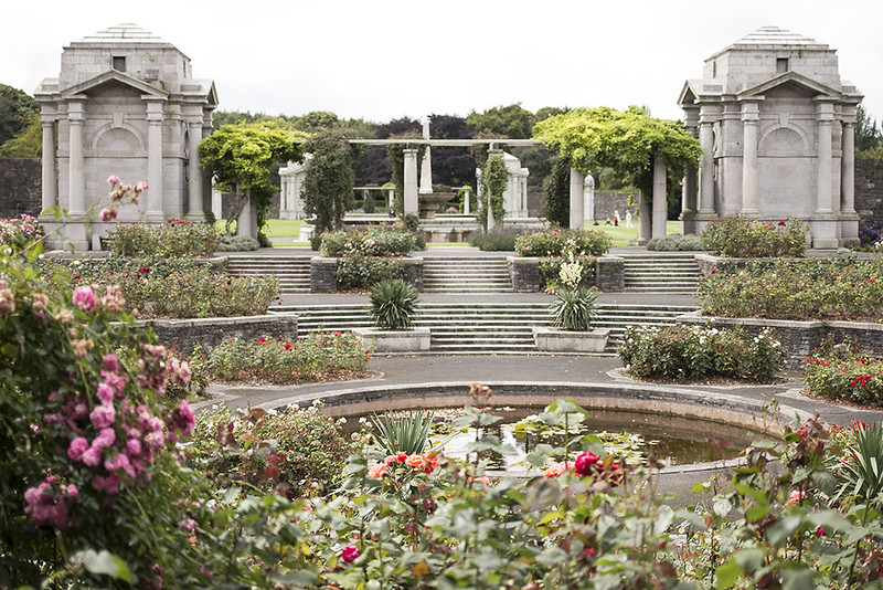Places in Dublin Where you Can Smell the Roses