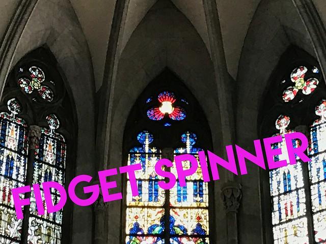 Fidget Spinner - Kirche - STIFT Admont