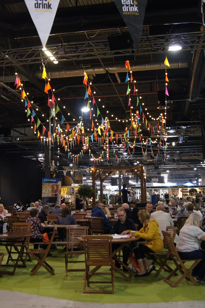 Eat & Drink Festival - decor