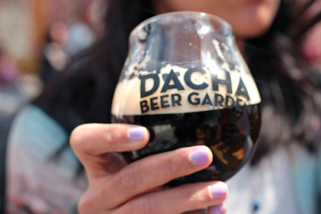 Dascha Beer Garden Tanvii.com