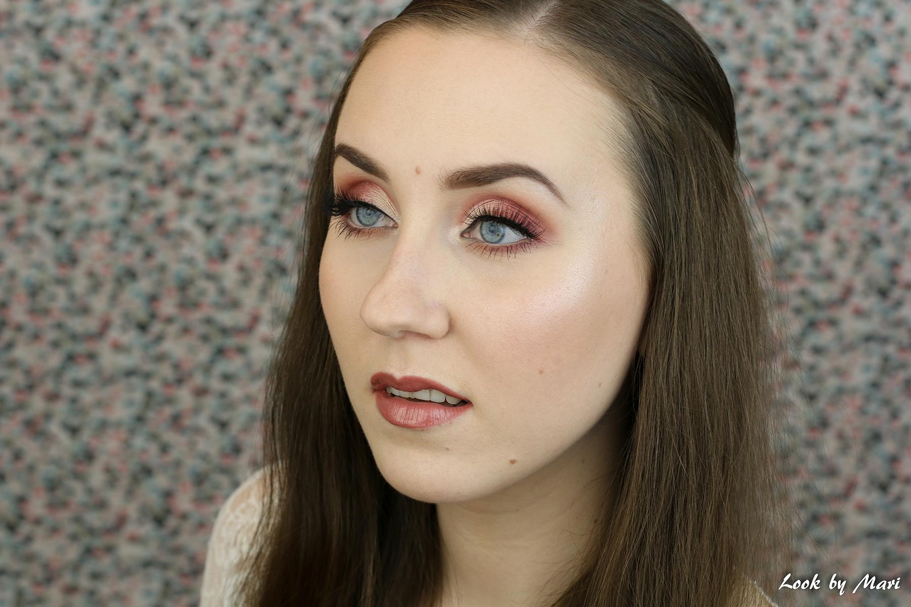 10 eylure exaggerate n 143 false lashes tekoripset on the eyes silmissä meikki makeup