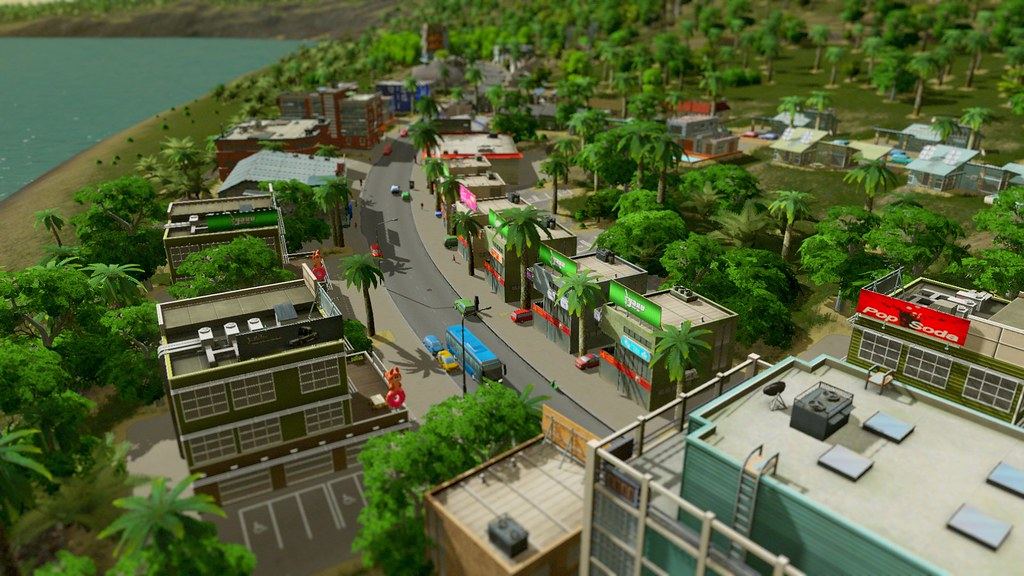 Cities Skylines Is Bringing Its City Building Creativity And
