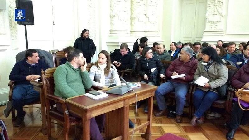 Seminario - Taller Gestión de Personas en los Municipios, en el Marco de la Ley Nº 20.922: Reglamento Municipal y Nueva Planta de Personal