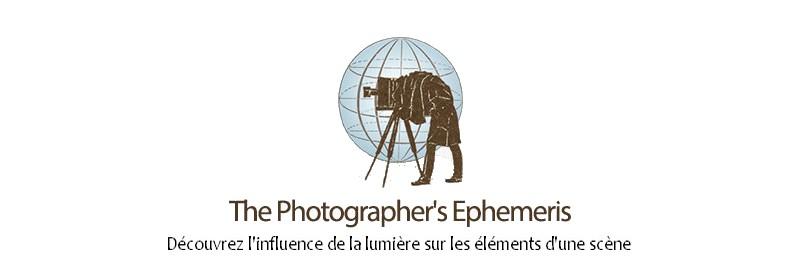 The Photographer's Ephemeris 3D : Prévoir la façon dont les ombres influenceront les objets dans votre photo