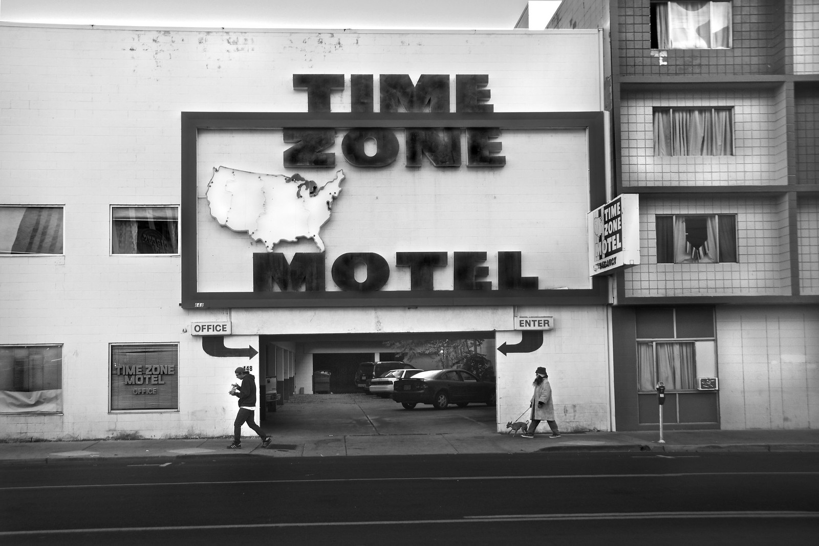 Time Zone Motel, Downtown - Reno, NV | by Rex Mandel