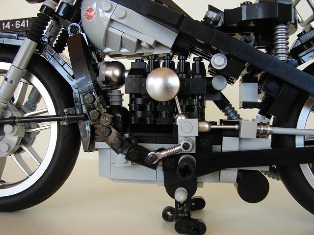 Nimbus motorbike, black E