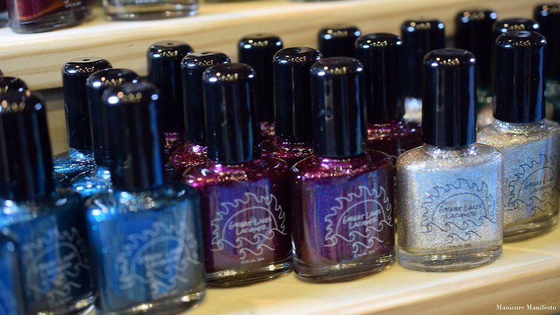 Great Lakes nail polish