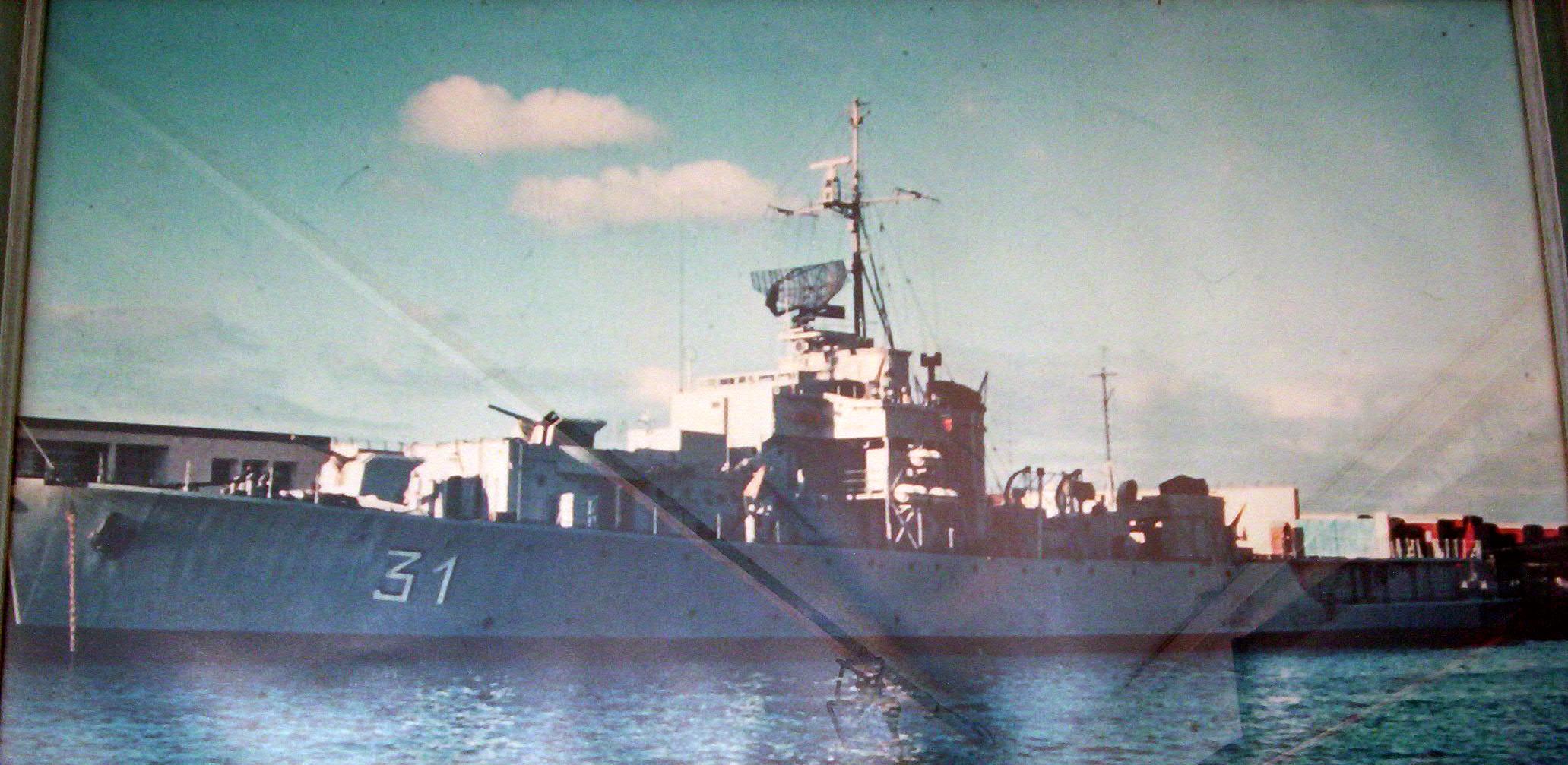 Batiments et navires ayant servie au sein de la MRM - Page 3 35002253476_b47a7d8bdb_o
