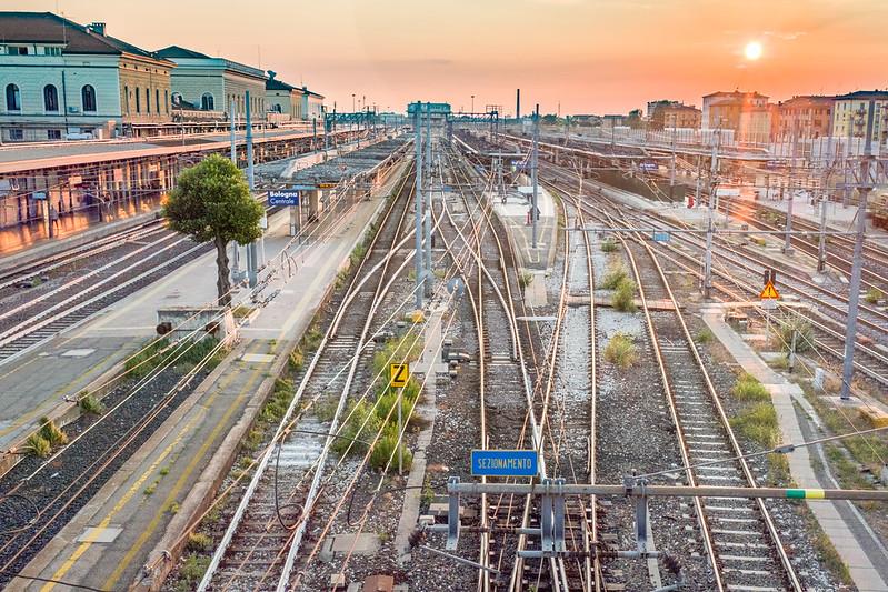 Bologna trains