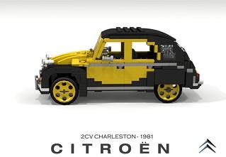 Citroen 2CV Charleston - 1982