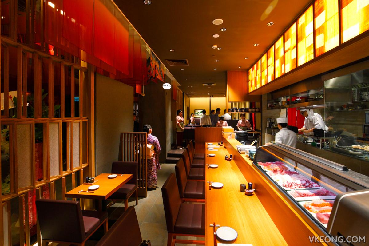 Touan Yakitori Robata Restaurant KL