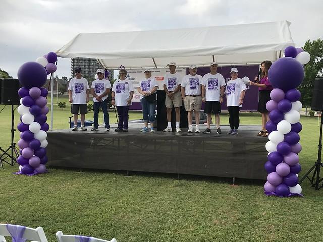 PurpleStride Oklahoma 2017