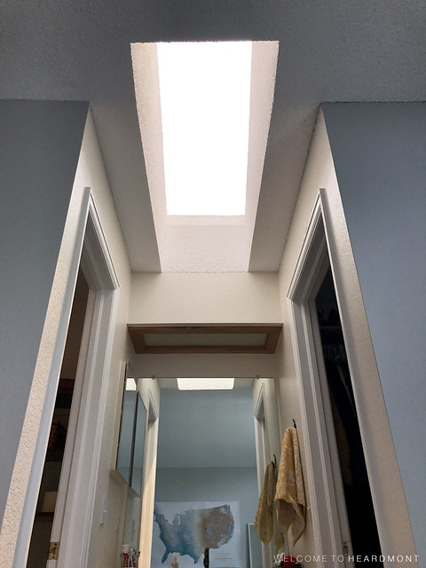 Bathroom Skylight | Welcome to Heardmont