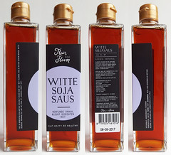 Witte sojasaus