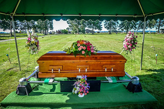 Funeral for Merline Wright