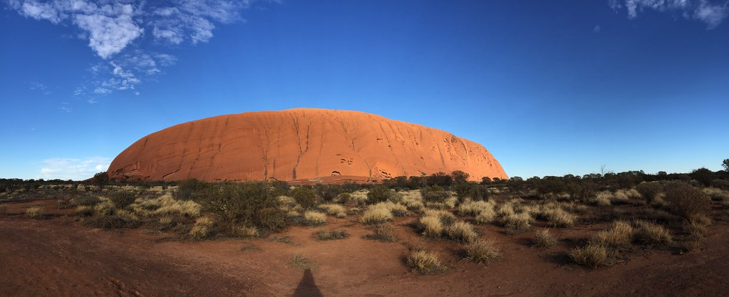 "在世界的中心呼喊愛情 From the center of the world ""Uluru"""