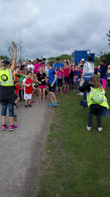 Gedling junior parkrun 11th June 2017
