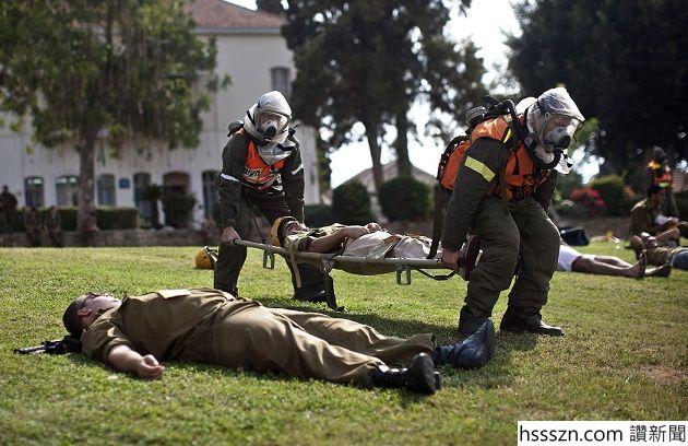 ISRAEL IDF DRILL