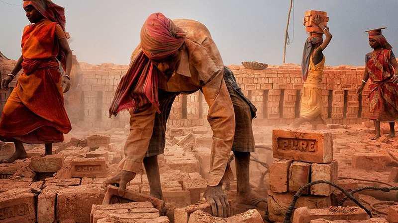 Photojournalisme: L'esclavage existe encore en 2017 et fait souffrir 45 millions de personnes