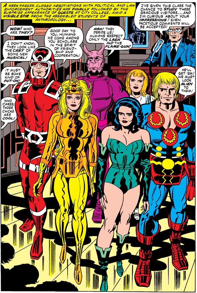 The Eternals main cast members