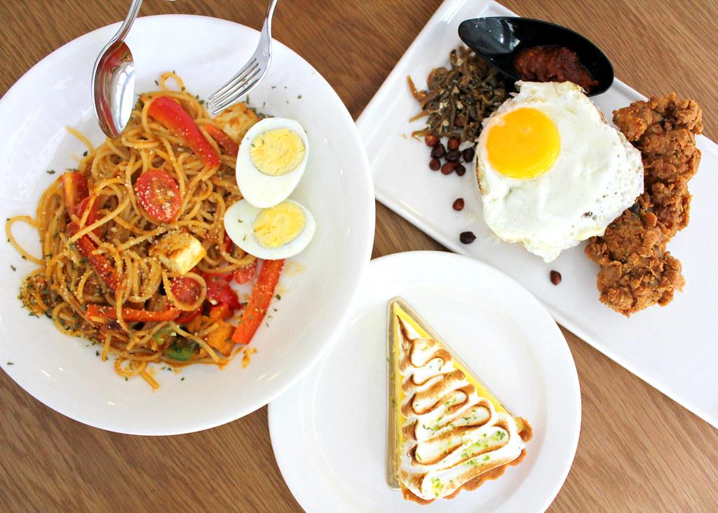Eunos Eateries: Apsn Mystical Cafe