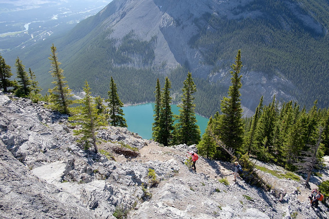 Scrambles - East End Of Rundle - June 2017-3