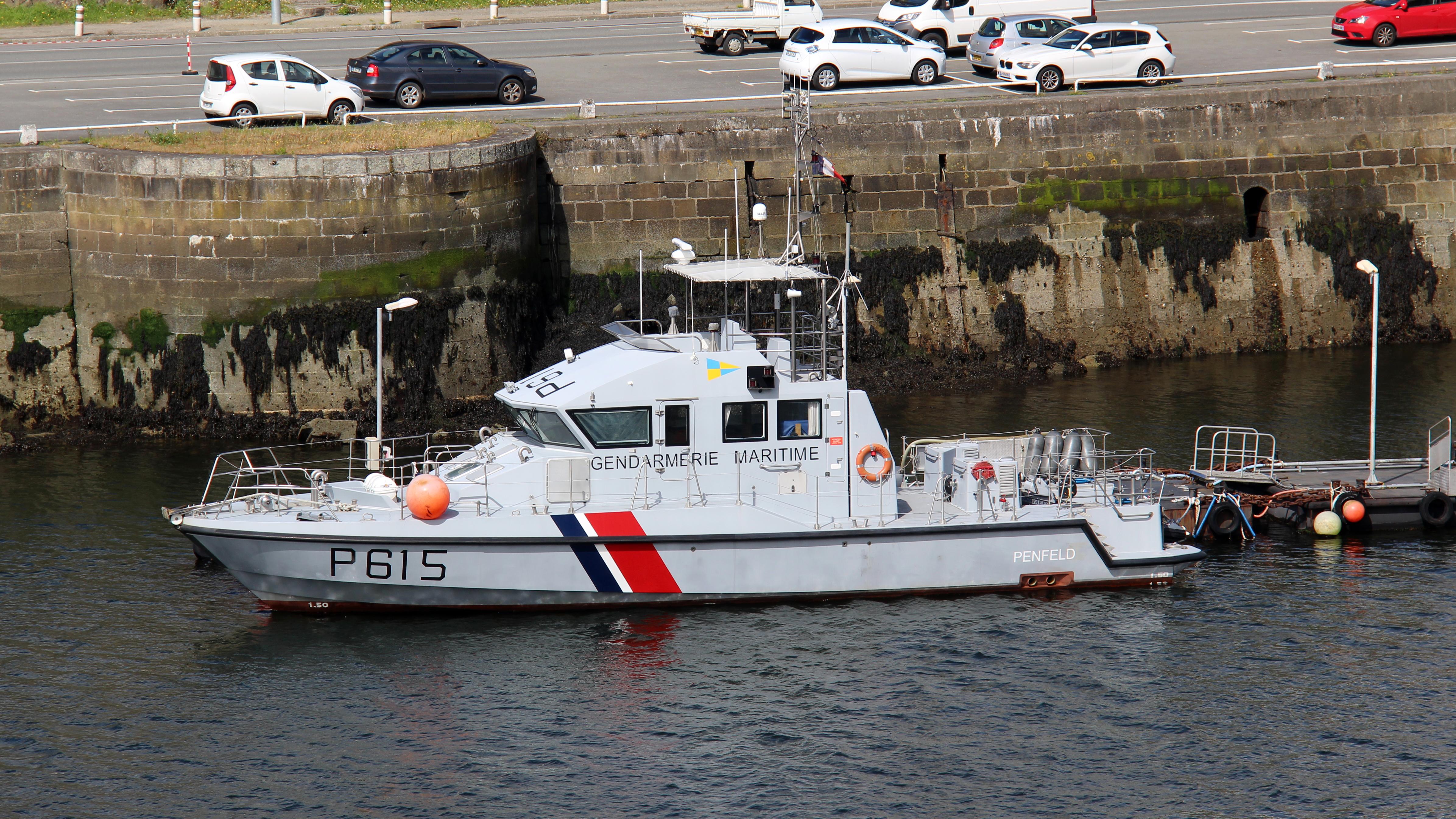 VCSM - Vedette Côtière de Surveillance Maritime 35430665275_09dc56b776_o