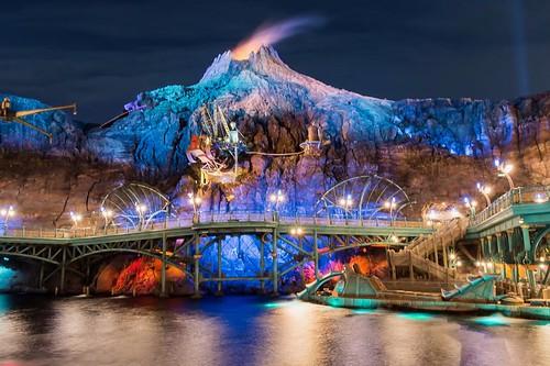 Mysterious Island Tokyo DisneySea