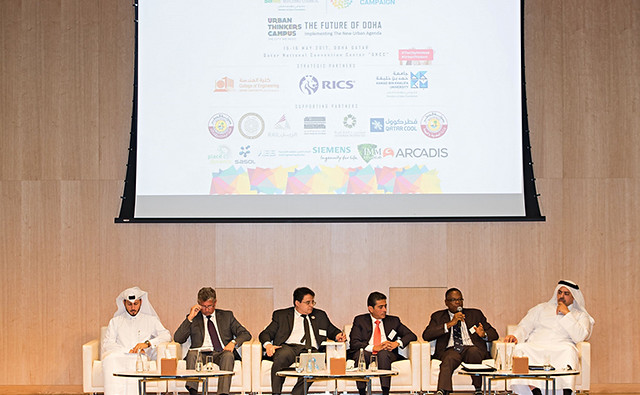 #UrbanThinkers: The Future of Doha