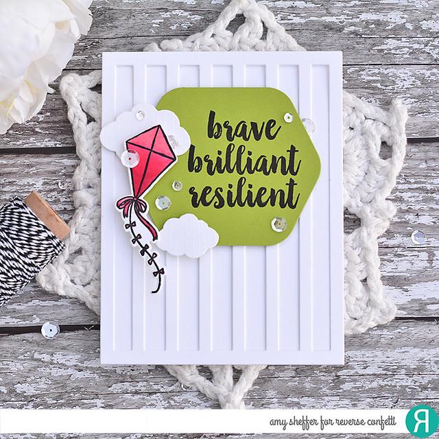 Brave, Brilliant, Resilient