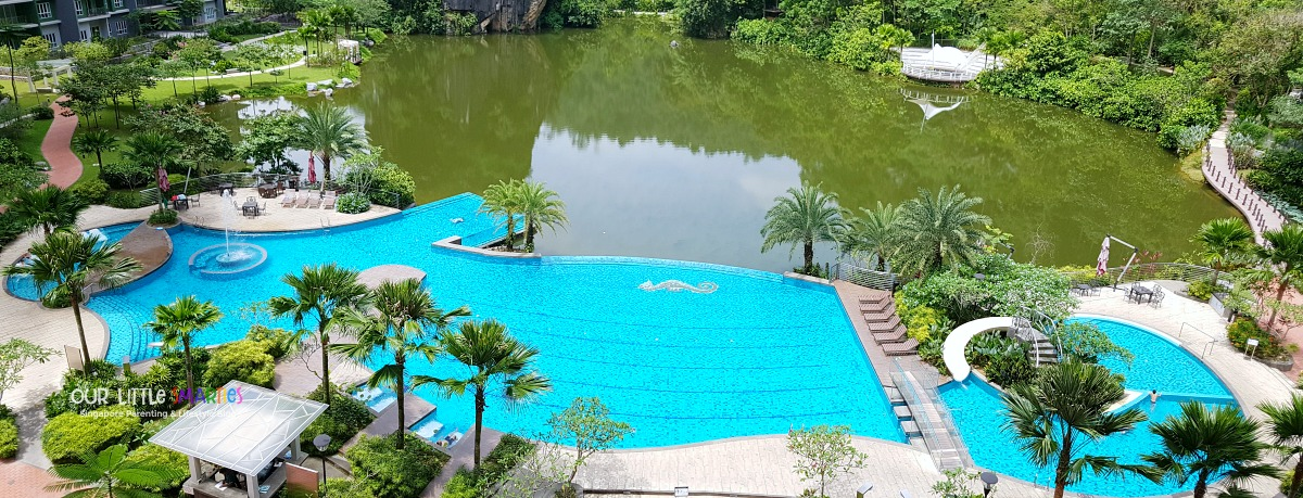 The Haven Resort Hotel Ipoh Infinity Pool