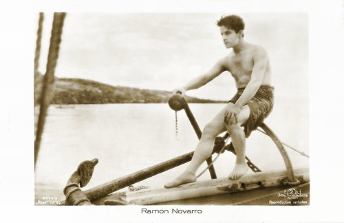 Ramon Novarro in The Pagan (1929)