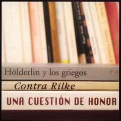 HAIKU DE ESTANTERÍA XCIII #haikusdestanteria